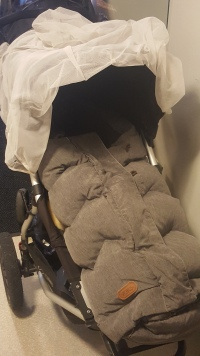 stroller bunting