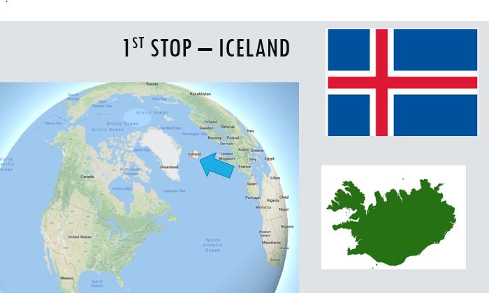 Iceland opening